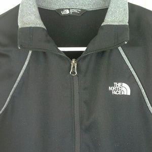 The North Face Fleece Jacket Size LG Full Zipper